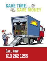 The Best Ottawa Moving Company (613) 262-1255