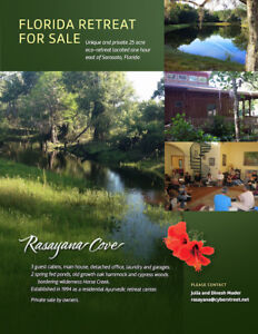 Florida Retreat Center for sale