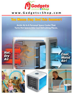 Arctic Air Wind Airconditioner