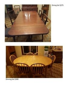 Moving Sale - Various Furniture Items