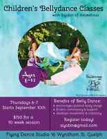 Children's Belly Dance Class