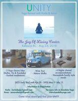 All inclusive Okanagan Yoga Retreat