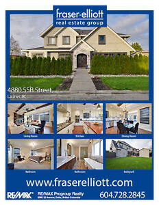 Absolutely beautiful 2014 built home!