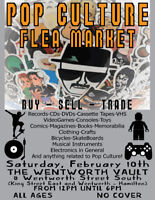 Pop Culture Flea Market