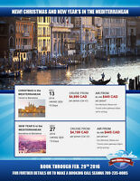 Christmas In Italy And/Or Spain- Book Today -First Choice Travel