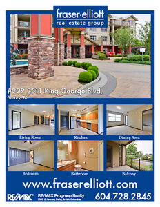 The Pacifica! 65+ resort-like retirement facility in South Surre