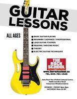 GUITAR LESSONS MISSISSAUGA - EXPERIENCED PROFESSIONAL TEACHER