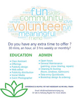 New Meditation Centre looking for Volunteers !