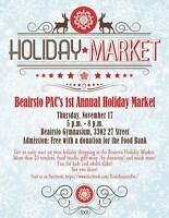 Beairsto 1st Annual Holiday Market
