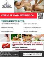 Mobile Massage Services at your doorstep, Calgary