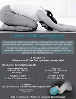 YOGA- Self-care Health Care