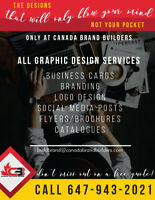 Interested in Graphic Designing Services / Branding