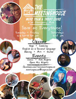 Film Series at the Meetinghouse!