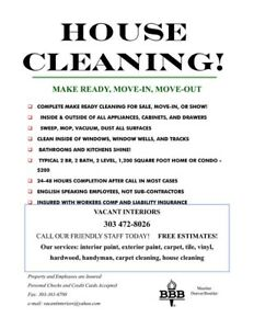 House cleaner available for Peel Region great $$$$$$$$$