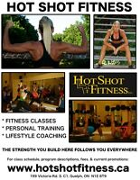 AMAZING FITNESS CLASSES IN GUELPH!!