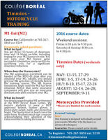 Motorcycle Courses