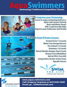 Swimming Instructors