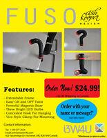 Fuso - The Ultimate Versatile Flashlight