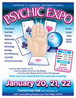 London Psychic Expo