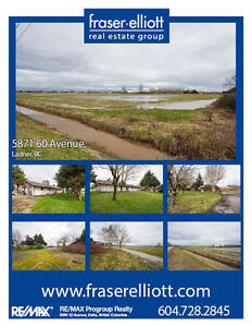 21.44 acre I1 - INDUSTRIAL zoned parcel!