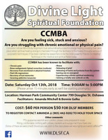 CCMBA = Complete Cellular Mind and Body Alignment