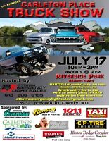 1st annual carleton place truck show