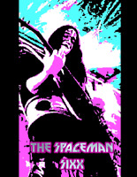 Spaceman Available for All Your Rock n Roll Needs!