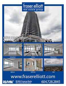 incredible sub penthouse unit at Delta Rise!