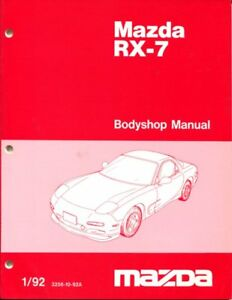 RX7 Manual | eBay on celica wiring diagram, interior wiring diagram, honda wiring diagram, galant wiring diagram, grand wagoneer wiring diagram, nissan wiring diagram, g37 wiring diagram, motorcycle wiring diagram, trans am wiring diagram, mx6 wiring diagram, toyota wiring diagram, engine wiring diagram, evo wiring diagram, lesabre wiring diagram, mazda5 wiring diagram, legacy wiring diagram, wrx wiring diagram, rx8 wiring diagram, challenger wiring diagram, xjs wiring diagram,