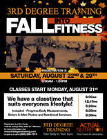 NEW 8 WEEK BOOTCAMP STARTING AUGUST 31ST