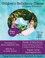 Children's Belly Dance Classes