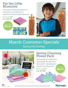 NORWEX - let me show you the magic! Free gift to host for demo!