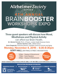 BRAIN BOOSTER 4th ANNUAL WORKSHOP & EXPO