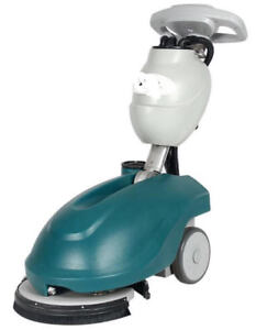 """Floor Scrubber 14"""" Mini (NEW)  FREE DELIVERY (GSP-14-11)"""