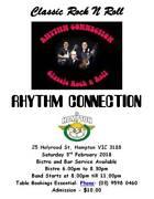 RHYTHM CONNECTION @ The Hampton RSL Melbourne CBD Melbourne City Preview