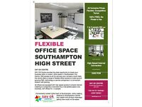 Flexible Office Space To Let in Southampton High Street