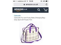 Caboodle Changing Bag