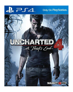 Uncharted 4 A Thief039s End Sony PlayStation 4 2016 - Luton, United Kingdom - Uncharted 4 A Thief039s End Sony PlayStation 4 2016 - Luton, United Kingdom