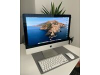 21 inch iMac - upgraded to 1TB SSD, 16GB RAM!