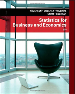 COMM 2502: Statistics For Business and Economics