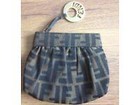 Stunning designer Fendi chef coin zip purse! Very good condition.