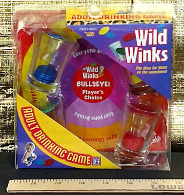 Cocktail Party Games (Drinking Game Wild Tiddly Winks Adult Party Cocktail Bachelorette Liquor)