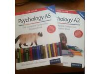 Psychology AS+A2 complete companion student books