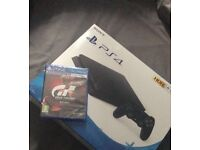 Playstation 4 1 TB memory BRAND NEW UN-open