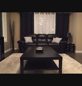 Executive Furnished Two Level House - Everything Included