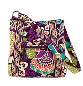 Vera Bradley Large Hipster Cross Body