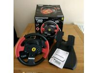 Thrustmaster T150 Ferrari Edition for PS4, PS3 and PC