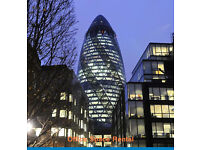 Co-Working * Devonshire Square - City - EC2M * Shared Offices WorkSpace - City Of London