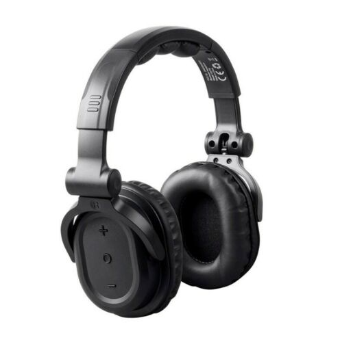 Premium Wireless Hi-Fi DJ Style Over-the-Ear Pro Bluetooth H