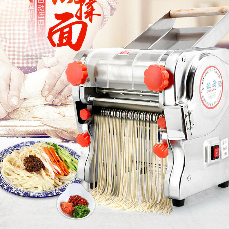 USA Stainless Steel Electric Pasta Noodle Maker Press Spaghe